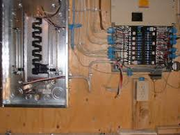 how to install a subpanel Electrical Sub Panel Diagram figure 12 installing subfeed into subpanel electrical sub panel diagram