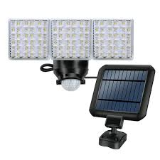 How To Install A Security Light From Scratch Solar Light Outdoor Stasun 1800lm Motion Sensor Security Light With Wide Lighting Angle 5000k Adjustable Head Easy To Install Outdoor Flood Light