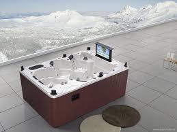 jacuzzi outdoor spa swimming pool massage bathtub hot tub