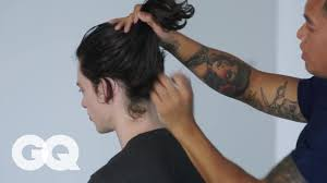 how to make the most of long hair best hairstyles for men details magazine