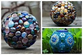 tips for making decorative garden art with artist karen weigert enos