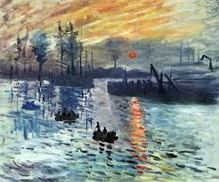 sunrise 1872 by claude monet oil paintings for living room handpainted canvas art work landscape painting