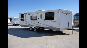 one very cool half ton towable toy hauler 2009 v cross 28vflx