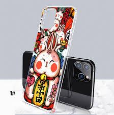 Ốp Điện Thoại Dẻo Trong Suốt Họa Tiết Kiểu Trung Quốc Độc Đáo Thời Trang  Cho Iphone 11 12 Pro Max Mini Se chính hãng 39,500đ