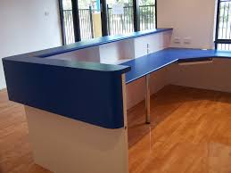 full size of office table used reception desk atlanta ga used reception desks glasgow used