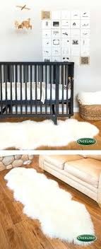 your baby will love crawling around on a soft sheepskin rug nursery faux sheepskin rug for baby