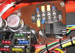 street rod wiring solidfonts haywire wiring harness all about diagram electric fuel pump how to do it right
