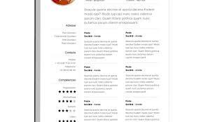 Apple Pages Resume Templates Free Resume Templates Ipad Therpgmovie 35