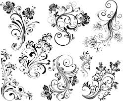 Vine Flower Design Flower Vine Drawing At Getdrawings Com Free For Personal