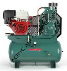 gas air compressor. champion hgr7-3h 13hp honda gas powered air compressor gas air compressor e