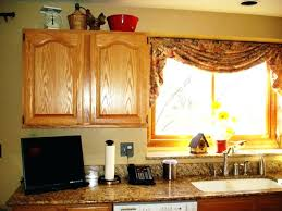 kitchen curtains and valances kitchen curtains valances ideas touch of class bedroom kitchen curtains valance
