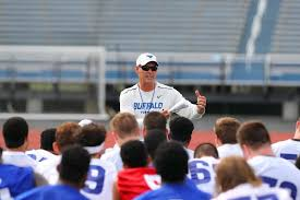 UB football coach Lance Leipold: 'I want to see how things unfold' |  College | buffalonews.com