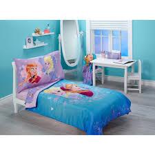 frozen magical sisters 3 piece toddler bedding set with bonus matching pillow case com