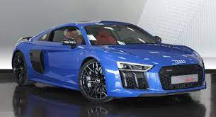 Go For This Ultra Low Mileage Audi R8 V10 Plus Save 50k Over Msrp Audi R8 V10 Audi R8 V10 Plus Audi R8