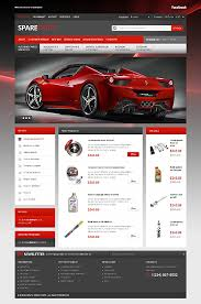 auto parts website template page 3 custom website design auto parts templates custom website