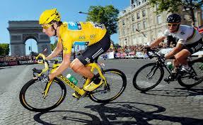 Coloriage Tour De France Imprimer