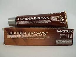 Matrix Wonder Brown Medium Brown Warm