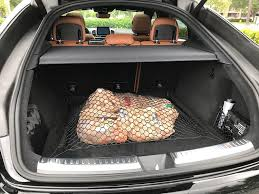 Gle 350 d 4matic coupe. Amazon Com Floor Trunk Cargo Net For Mercedes Benz Gle450 Amg Coupe Gle43 Amg Coupe 2016 2017 2018 2019 New Automotive