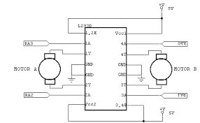 l293d motor controller problems FET H-Bridge Circuit Circuit Diagram H Bridge Motor Driver #40
