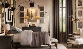 Houston Design Blog | Material Girls | Houston Interior Design ... 6 . Restoration  Hardware Bedroom Master Bedroom Wall Decor ...