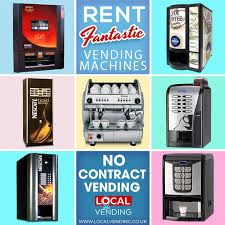 Vending Machine Rental Near Me Best Vending Machines For Rent In Nottingham And Derby
