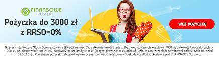 Finansowe Posiłki - pożycz 1000 zł za darmo   Sowa Finansowa