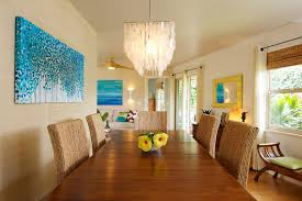 Tropical dining room furniture Indoor Rattan Dining Dining Room Chandeliers With Shades Tropical Rooms Meilleurscpi Dining Room Chandeliers With Shades Tropical Rooms Inspired Living