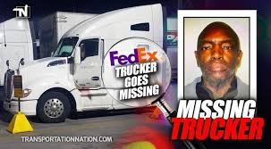 Fedex Jobs El Paso Fedex Truck Driver Goes Missing At Truck Stop