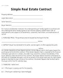Real Estate Purchase Agreement Template Magnificent Real Estate Sales Agreement Template Free 48 Real Estate Contract