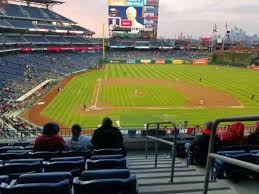 Phillies Seating Chart Diamond Club Citizens Bank Park Section 218 Home Of Philadelphia Phillies