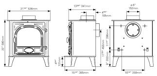stove dimensions. more information stove dimensions s