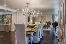 French Country Dining Room - Country dining rooms