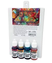 Pinata Ink Color Chart Jacquard Products Piñata Alcohol Ink