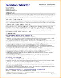 Resumes Objectives Sop Example