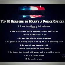 Quotes About Dating A Police Officer 40 Quotes Stunning Police Officer Quotes