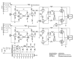 Diagram large size audio stereo circuit page circuits next gr nine tube lifier fire