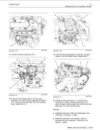 caterpillar c 11 c 13 on highway engines disassembly and assembly enlarge