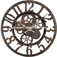 gear wall clock canada wall gear clock wall gear clock supplieranufacturers at alibabacom moving