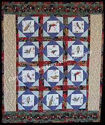 Birds and Quilting; Patterns, Books and Links & Birds of A Feather Quilt Adamdwight.com