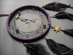 How To Make Your Own Dream Catcher Necklace Awesome DIY Project Ideas Tutorials How To Make A Dream Catcher Of Your