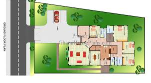 Modern 4 Bedroom House Plans Stunning 4 Bedroom House Plans Modern In 4 Bed 10683