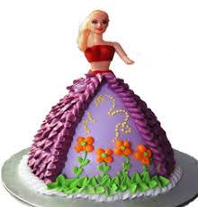 Barbie Cake Birthday Cake 3lb Sri Lanka Online Shopping Site For