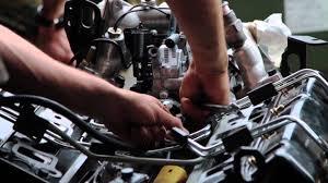 marine mechanics replace humvee engine in korea