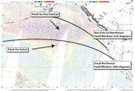 West Coast Weekend Surf Forecast Adventure Sports Network