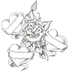 roses coloring pages getcoloringpages 2272398