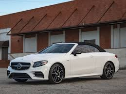 The interested in learning more? Used 2019 Mercedes Benz E Class Amg E 53 4matic Cabriolet For Sale In Marina Del Rey Ca 90292 Chequered Flag International