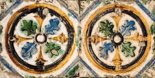 Resultado de imagen de azulejos casa pilatos sevilla