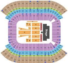 Nissan Stadium Tickets And Nissan Stadium Seating Chart
