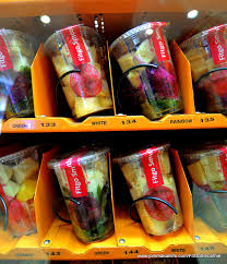 Fruit Smoothie Vending Machine Delectable JOMMAKANLIFE NEW ONTHESPOT FITGO SMOOTHIE