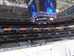 3d Seating Chart San Jose Sharks Sap Center Section 116 Seat Views Seatgeek